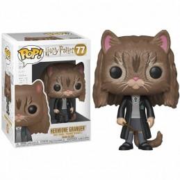Funko POP HERMIONE GRANGER es un GATO 77 Harry Potter