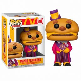 Funko POP MAYOR McCHEESE 88...