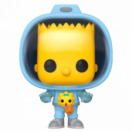 Funko POP SPACEMAN BART Los...