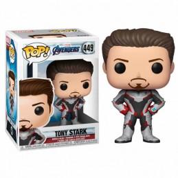Figura FUNKO POP 449 TONY STARK Los Vengadores Endgame...