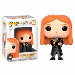 Figura FUNKO POP 58 GINNY WEASLEY con Diario Harry Potter