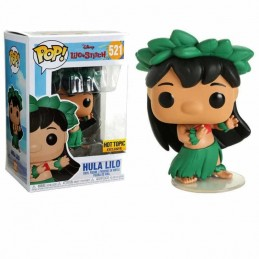 Figura FUNKO POP 521 HULA LILO HOT TOPIC Lilo y...