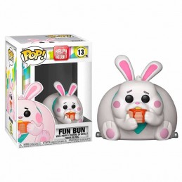 Funko POP FUN BUN 13 Ralph Rompe Internet Disney