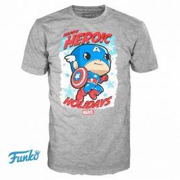 Funko Camiseta Happy Heroic...