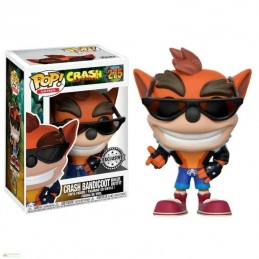 Figura FUNKO POP 275 CRASH...