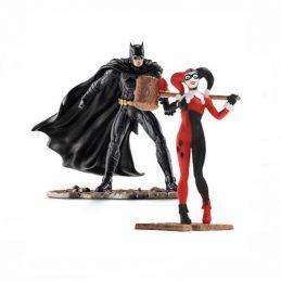 Figuras Batman vs Harley...