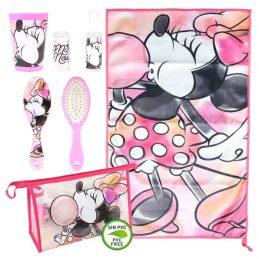 Neceser Minnie Disney 6 Piezas