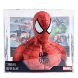 Busto Hucha Spiderman...