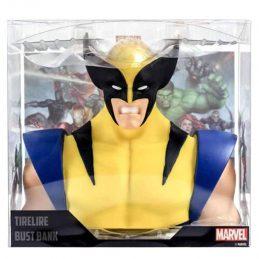 Busto Hucha Lobezno X-Men...