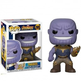 Funko POP THANOS 289 Marvel Avengers Infinity War Los...