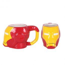 Taza Cerámica 3D Iron Man...