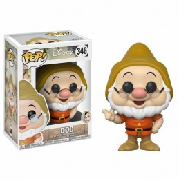 Funko POP DOC 346 Blancanieves y Los 7 Enanitos Disney