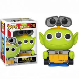 Funko POP ALIEN Es WALL-E...