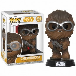 Funko POP CHEWBACCA con GAFAS 239 Star Wars