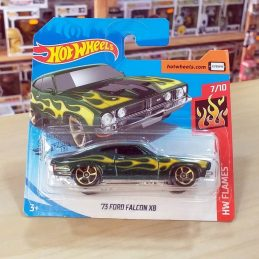Coche Hot Wheels 1973 FORD...