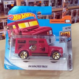 Coche Hot Wheels HW ARMORED...