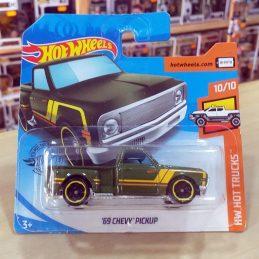 Coche Hot Wheels 1969 CHEVY...