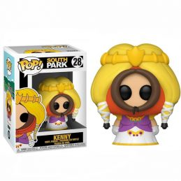 Funko POP KENNY PRINCESA 28...
