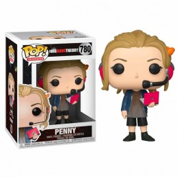 Figura FUNKO POP 780 PENNY The Big Bang Theory Serie 2