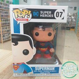 Funko POP SUPERMAN 07 DC...