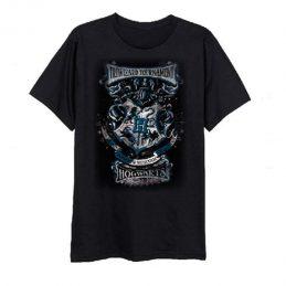 Camiseta Escudo Hogwarts...