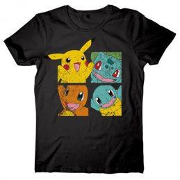 Camiseta Personajes Pokemón...