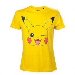 Camiseta Pikachu Pokemón...