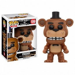 Figura FUNKO POP 106 FREDDY Five Nights at Freddy´s