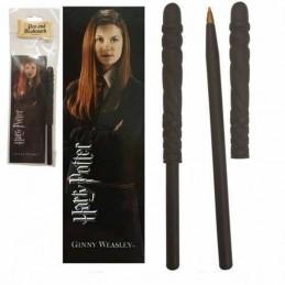 Varita Bolígrafo con Marcapáginas Ginny Weasley de Harry...