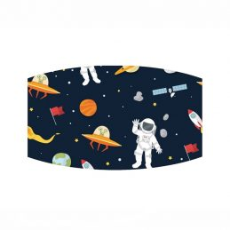 Mascarilla Astronauta