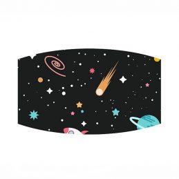 Mascarilla Galaxia