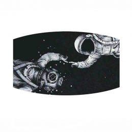 Mascarilla Astronautas...