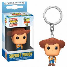 Llavero Pocket POP SHERIFF WOODY Toy Story 4 Disney