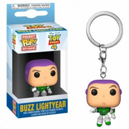 Llavero Pocket POP BUZZ LIGHTYEAR Toy Story 4 Disney