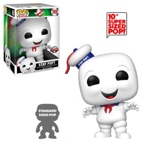 Funko POP STAY PUFT 749 Ghostbusters Cazafantasmas 25 cm. SPECIAL EDITION
