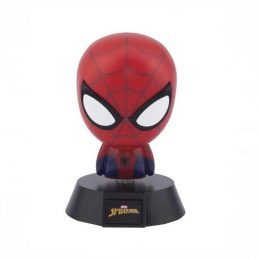 Lámpara Mini Marvel Spiderman