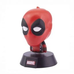 Lámpara Mini Deadpool Marvel