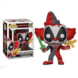 Funko POP DEADPOOL PAYASO 322 Parody Deadpool Clown...
