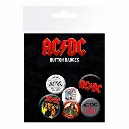 Set de Chapas AC/DC