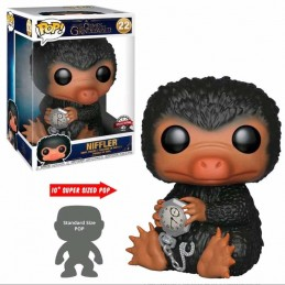 "Funko POP NIFFLER 22 ESCARBATO 10"" Animales..."