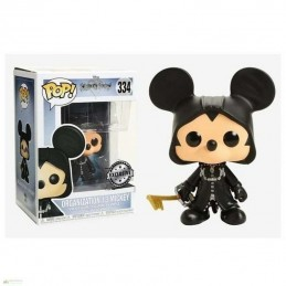 Funko POP ORGANIZATION 13 MICKEY 334 Kingdom Hearts...