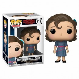 Funko POP ELEVEN SNOWBALL DANCE 717 Stranger Things