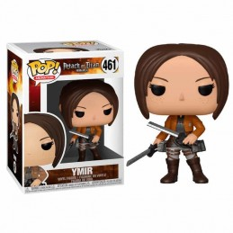 Funko POP YMIR 461 Attack on Titan SEASON 3