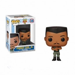 Funko POP COMBAT CARL JR. 530 Toy Story 4 Disney