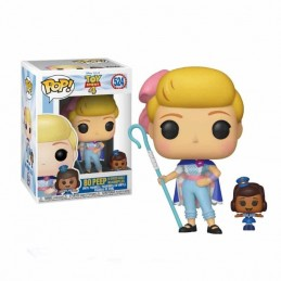 Funko POP BETTY con OFICIAL McDIMPLES 524 Toy Story...