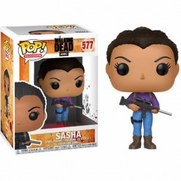 Funko POP SASHA 577 The Walking Dead