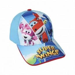 Gorra Infantil Super Wings Azul