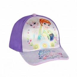 Gorra Infantil FROZEN Disney Morado