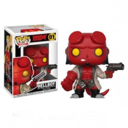 Figura FUNKO POP 01 HELLBOY Comics