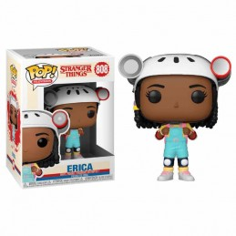 Funko POP ERICA 808 Stranger Things 3ª Temporada